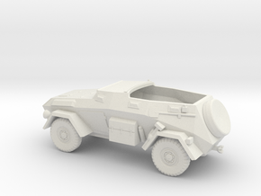 1/100 (15mm) Sdkfz 247 ausf b in White Strong & Flexible