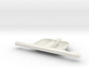 Skid-5mm in White Strong & Flexible