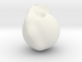 NEU_AbstractMASK in White Strong & Flexible