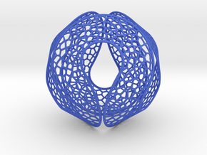 Spherocircles in Blue Strong & Flexible Polished