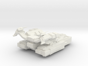 Loki Ship in White Strong & Flexible