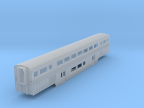 California Car Baggage Coach - Z Scale in Frosted Ultra Detail