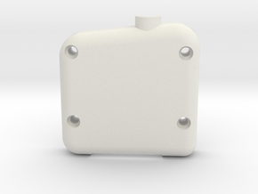 Servo Case in White Strong & Flexible