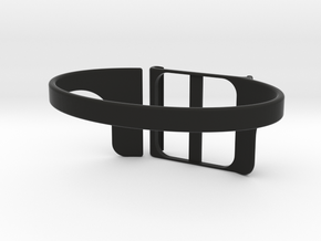 Nanolet  X-Large in Black Strong & Flexible