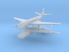 1/700 Hawker Siddeley Nimrod (x2) in Frosted Ultra Detail