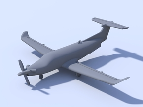 1:200 - Pilatus PC12 (M) in Frosted Ultra Detail