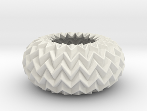 Miura Ball / sphere Expanded Decor Lite in White Strong & Flexible