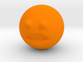 The Annoying Orange in Orange Strong & Flexible Polished