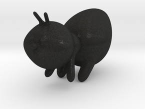 Ant larger in Black Acrylic