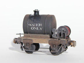 HOn3 water car in Frosted Ultra Detail