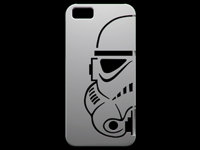 Stormtrooper iPhone 6 case in White Strong & Flexible Polished