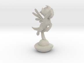 Mini Pone Troph in Sandstone