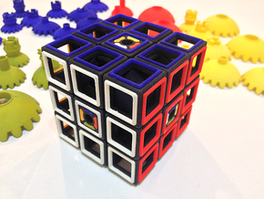 Multi-Gear Cube Kit in Black Strong & Flexible