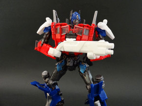 TF4: AOE Evasion Suit for Voyager Evasion Prime in White Strong & Flexible