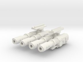 28mm flyer laser kit  in White Strong & Flexible