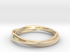No Addition Or Multiplication, Yet Still A Ring in 14K Gold