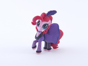 Can Can Pinkie in Full Color Sandstone