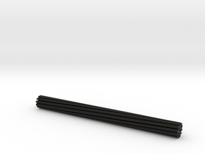 Neato helical sweeper axle in Black Strong & Flexible