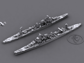 1/1800 IJN CA Furutaka[1942] in White Strong & Flexible