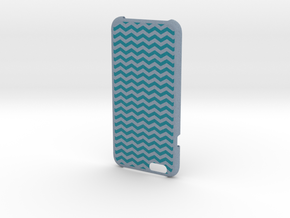IPhone6 Open Style Herringbone in Full Color Sandstone