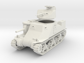 PV33C M3 Lee Open Hatch (1/48) in White Strong & Flexible