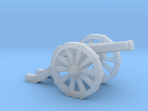 Mini Cannon French 4 Pound in Frosted Ultra Detail
