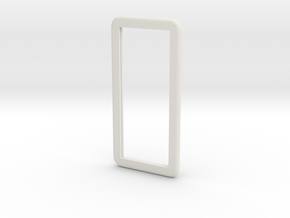 IPhone6 Plus Dummy 3mm in White Strong & Flexible