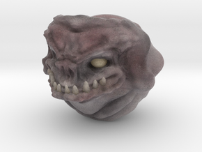 Demon ball collectible in Full Color Sandstone