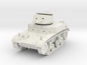 PV14 M1 Combat Car (1/48) in White Strong & Flexible