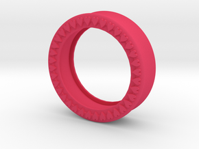 VORTEX10-36mm in Pink Strong & Flexible Polished