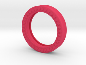 VORTEX10-49mm in Pink Strong & Flexible Polished