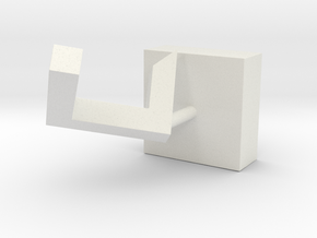 Penrose tribar with stand in White Strong & Flexible