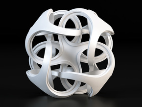 Metatron in White Strong & Flexible Polished