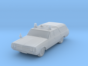 Fire Chief's Car (1:64) in Frosted Ultra Detail