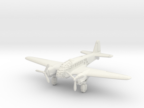 Caproni Ca.313 6mm 1/285 in White Strong & Flexible