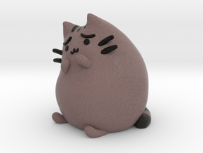 Pusheen The Cat in Full Color Sandstone