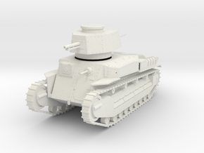 PV24A Type 89B Medium Tank (28mm) in White Strong & Flexible