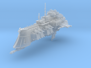 "Imperial Navy ""Gothic"" Cruiser in Frosted Ultra Detail"
