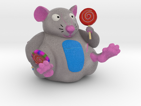 The Candy Mouse in Full Color Sandstone
