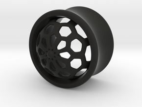 VORTEX1-16mm in Black Strong & Flexible
