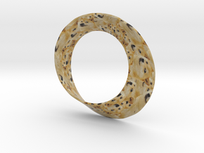 Doge Mobius Strip in Full Color Sandstone