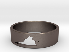 Virginia Ring (Size 9) in Stainless Steel