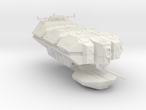 """Turanic Raider """"Lord"""" Attack Carrier in White Strong & Flexible"""