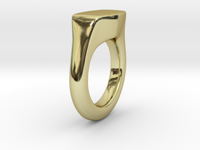 Ring in 18K Gold Plated