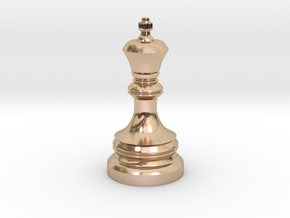 Royal Mann (King) - [1,0/1,1] Classic in 14k Rose Gold Plated