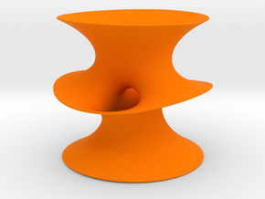 Costa Surface (thin) in Orange Strong & Flexible Polished