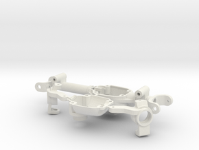 CC01 FRONT AXLE HOUSING  in White Strong & Flexible