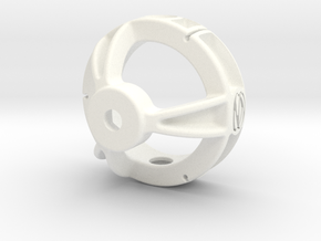 StablyPro5 - Gimbal A 01 in White Strong & Flexible Polished