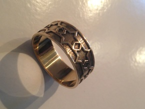 Nola Ring Size 14 in 14k Gold Plated