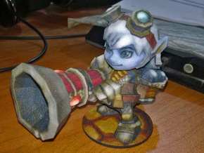 Tristana - 65mm in Full Color Sandstone